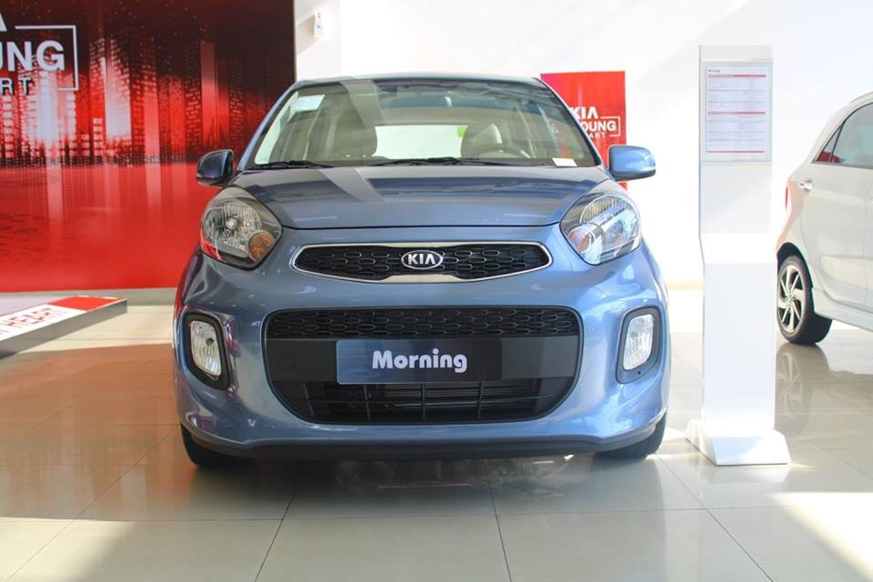 Kia Morning AT-1.25L- 2019