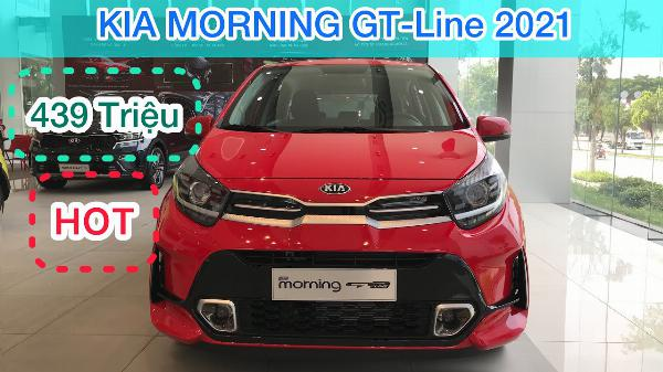 KIA NEW MORNING GTLINE 2021