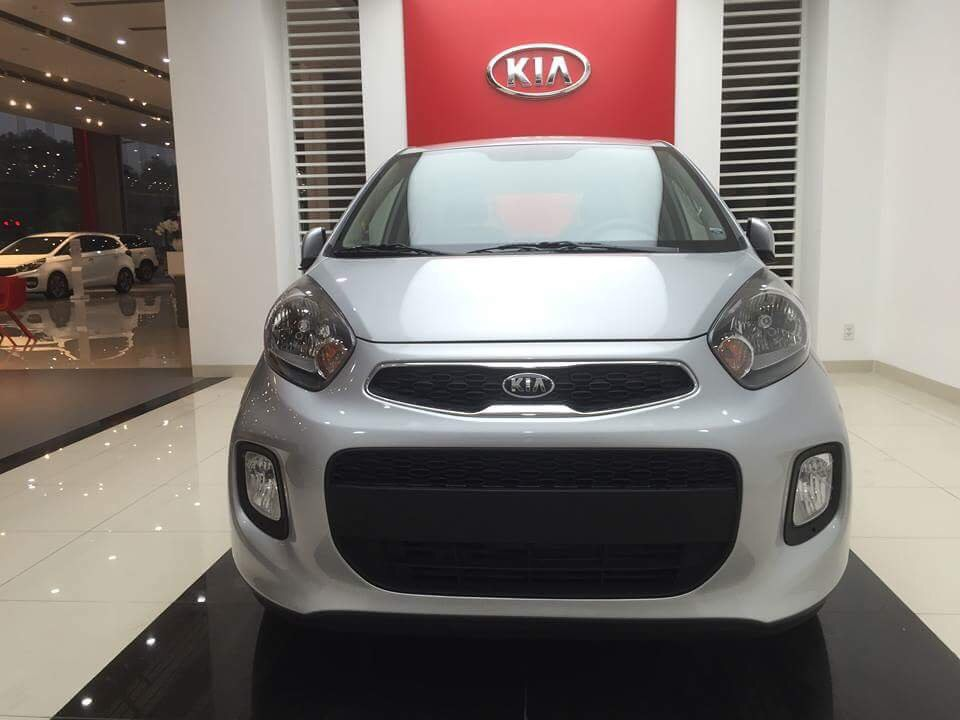 KIA Morning Deluxe 1.25l 2019